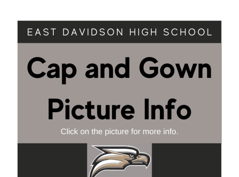 Cap and Gown Picture Info
