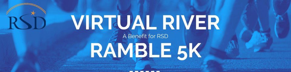 RSD Virtual River Ramble 2021 Banner