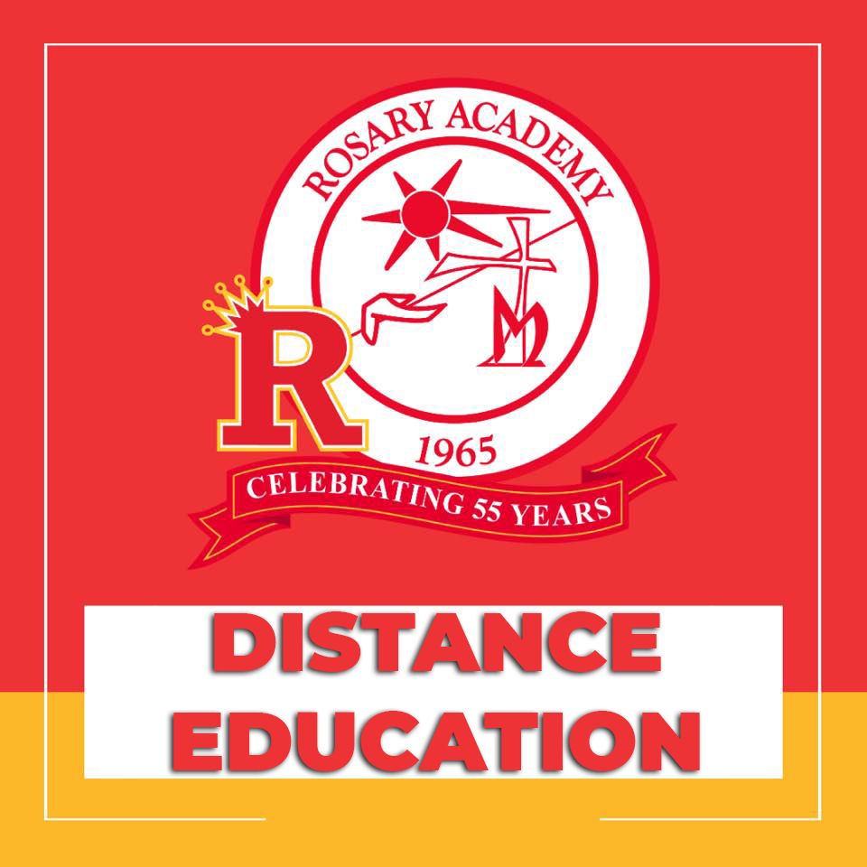 COVID-19 and Distance Education Information Image