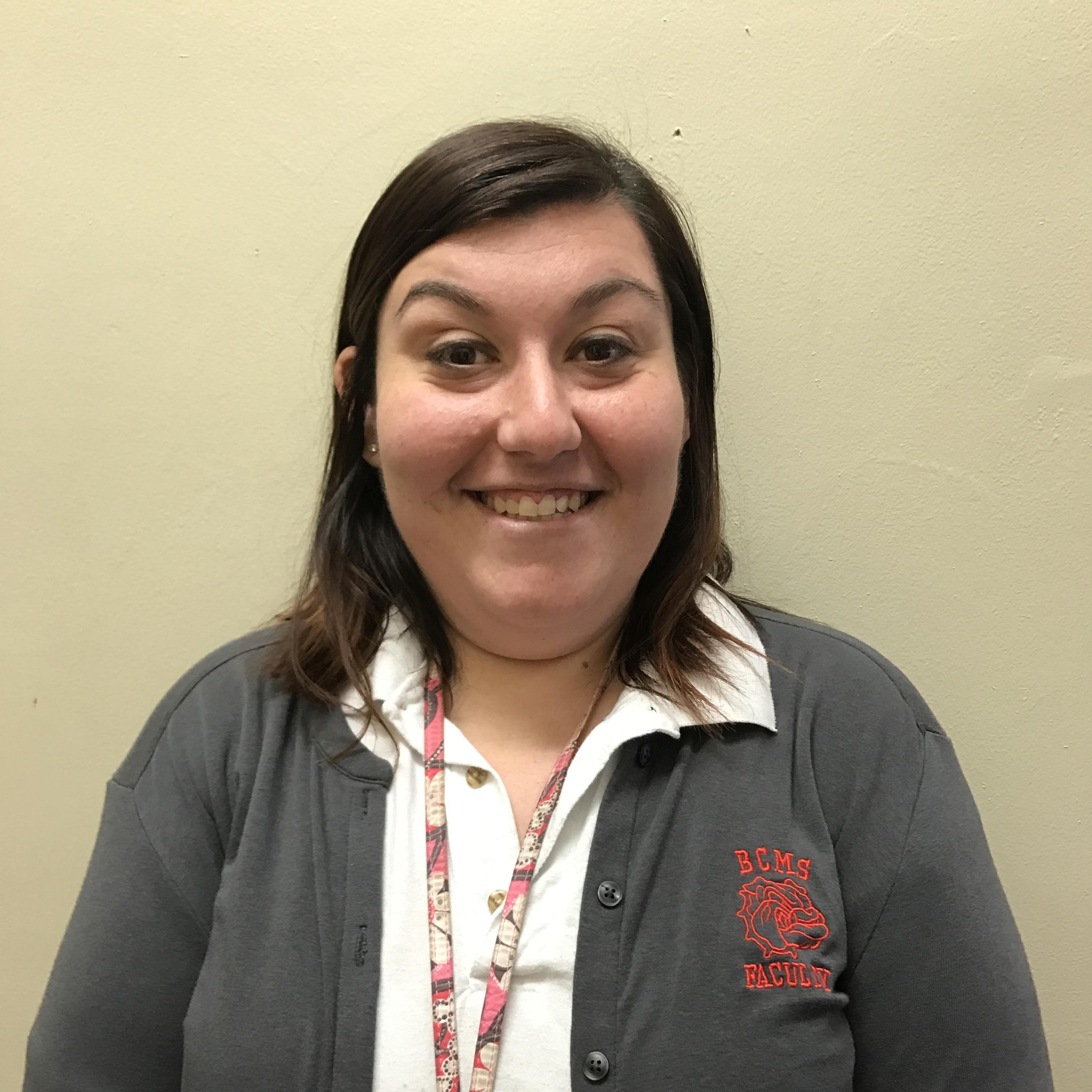 Erica Jones's Profile Photo