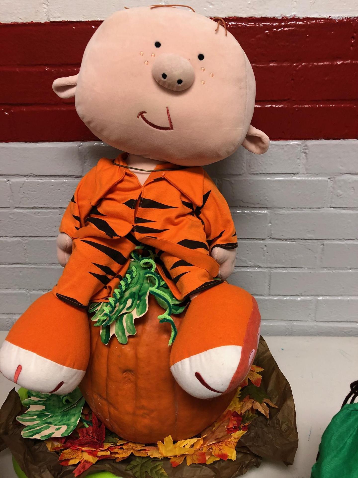 Pre- K pumpkin