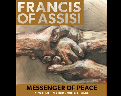 Messenger of Peace coming to Ascension on Wednesday, October 16 at 7:00 pm Featured Photo