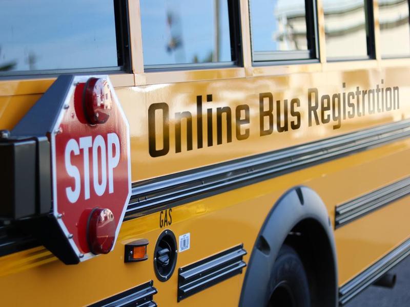 Bus Registration