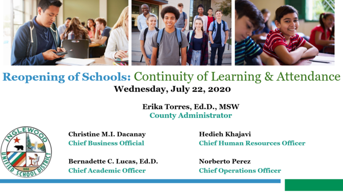 Continuity of Learning Pres.