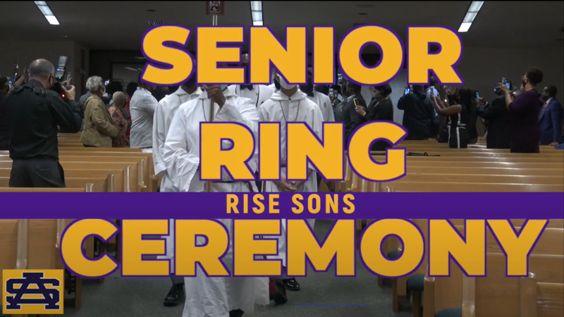 Senior Ring Ceremony Replay! Featured Photo