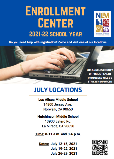 ENROLL NOW / 2021-22 STUDENT REGISTRATION - Do you need help with Registration? Featured Photo