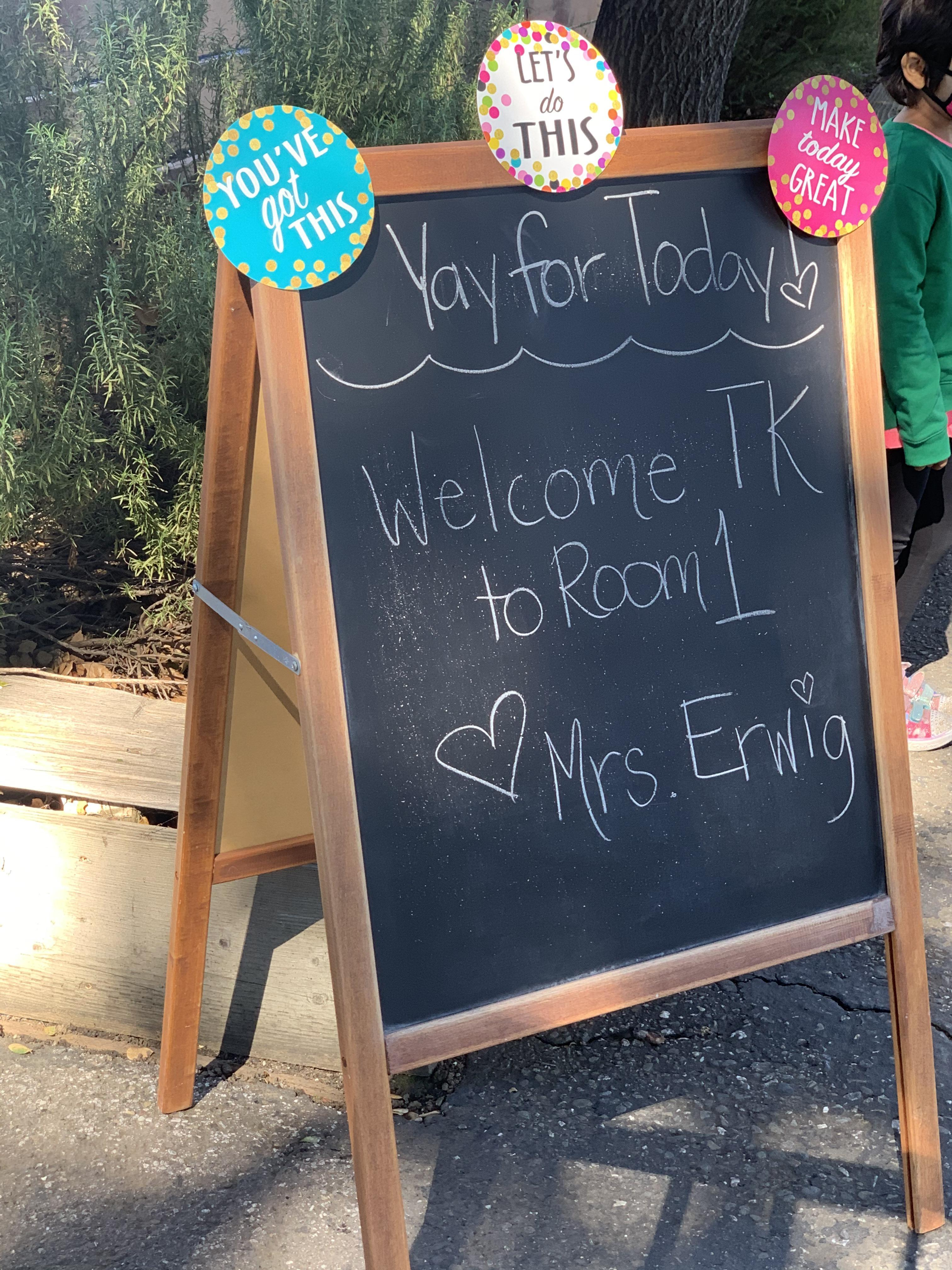 Welcome to TK sign