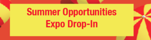 Summer Opportunities expo