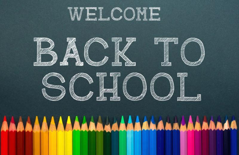Welcome Back To School Thumbnail Image