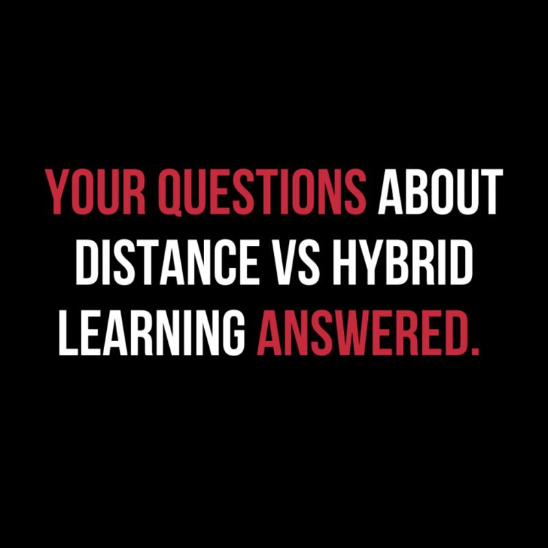 Westwood Hybrid Learning FAQ Thumbnail Image
