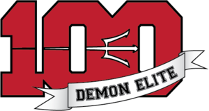 Demon Elite 100 Logo