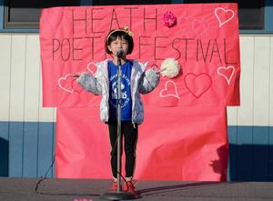 The event has been a Heath Elementary tradition for more than 25 years.