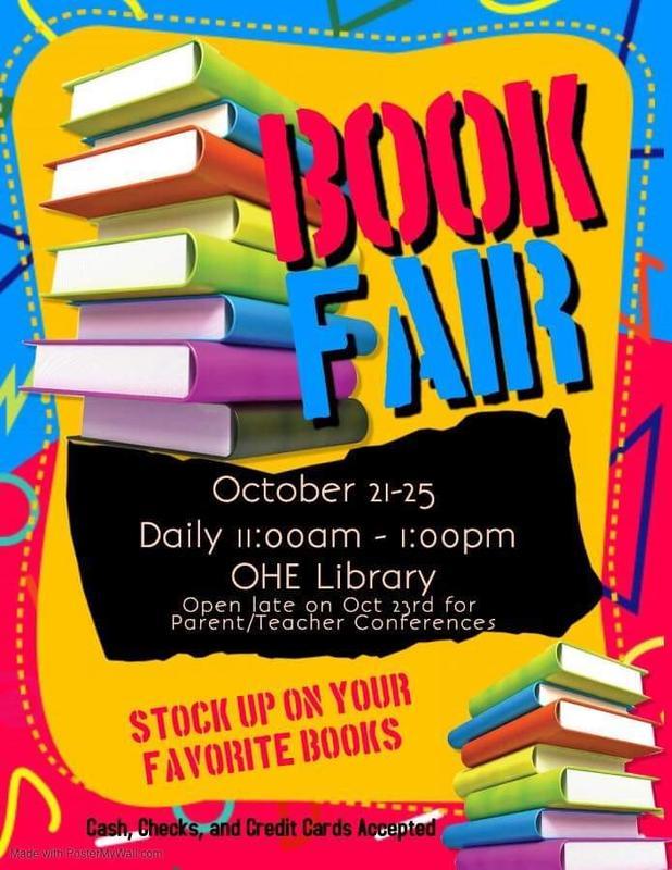 Book Fair Advertisement