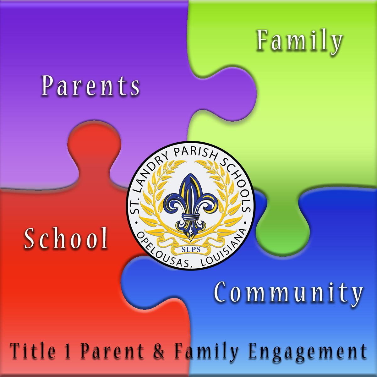 logo parent and family engagement