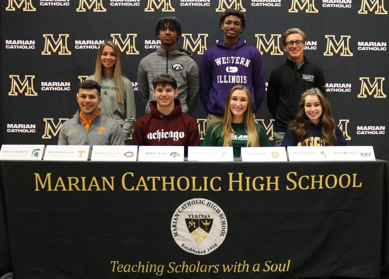 National Letter of Intent Signing Day Featured Photo