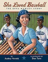 Woman in a baseball dugout