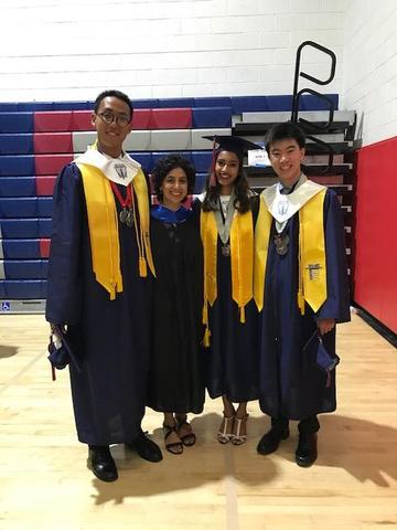Graduates of the MBA