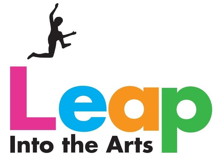 Leal Elementary Arts Program Logo