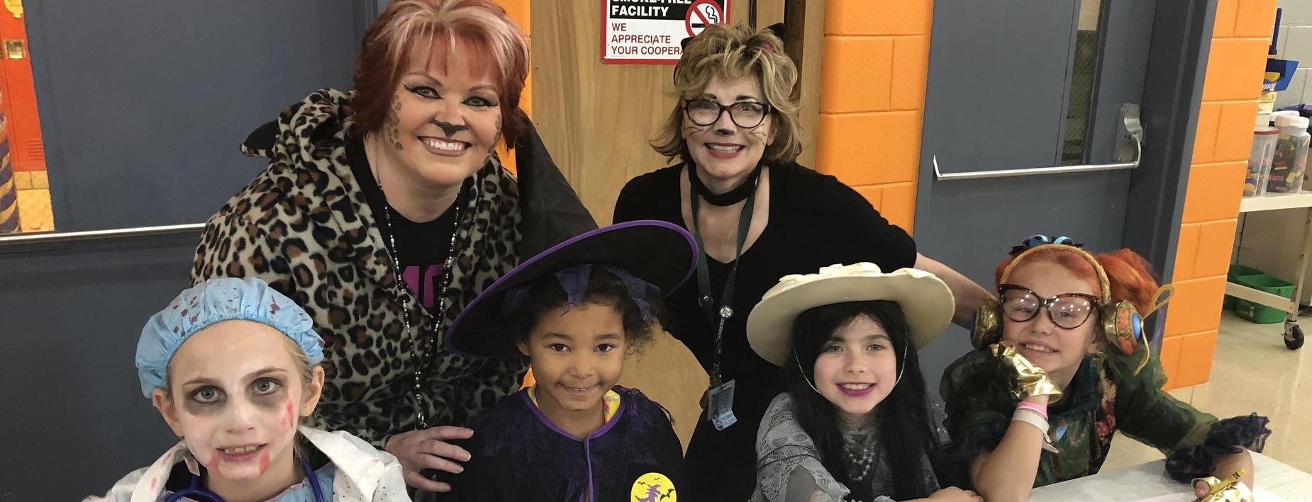 Halloween at CCES