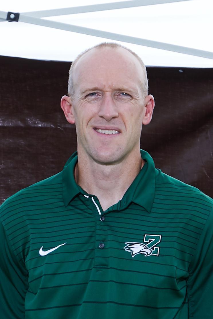 Assistant Coach Nick Noel