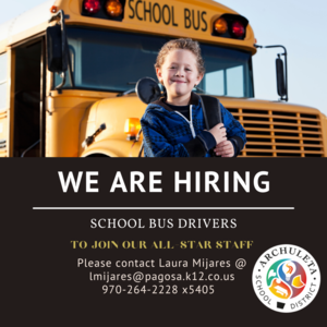 bus driver needed ad