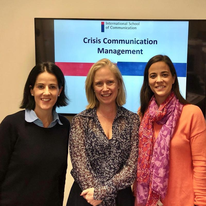 Cursan programa de manejo de comunicación en crisis Featured Photo