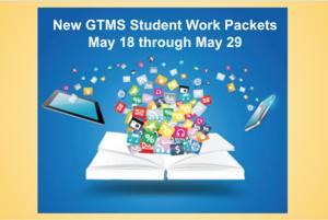 May 18-29 Packets