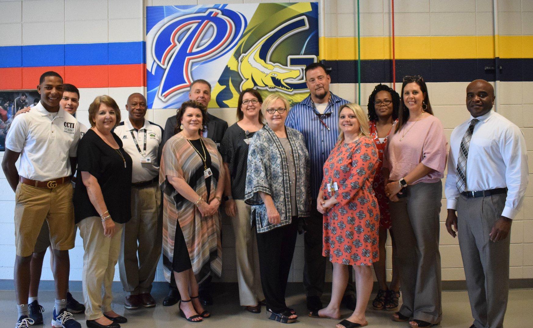 PGSD Leadership, Administrators and CCTI Ambassadors