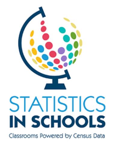 US Census Bureau's Statistics in Schools program logo