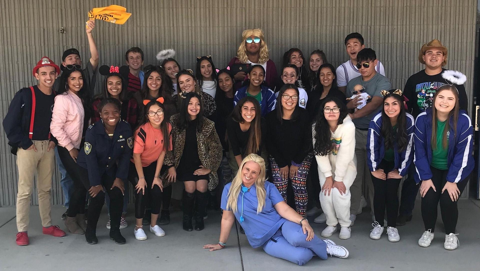 ASB - Clowning around for Halloween 2019