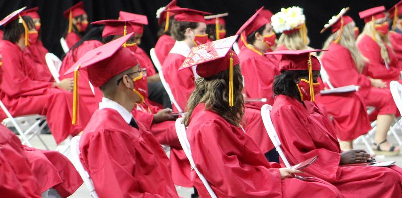 Class of 2021 Commencement Featured Photo