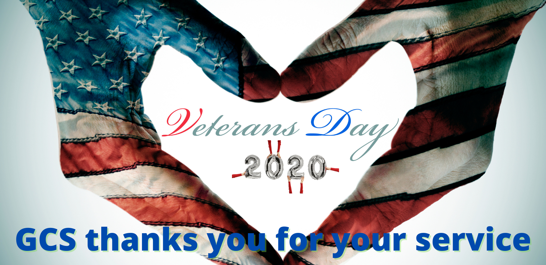 Veteran's Day: Thank you for your service