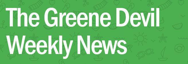 Greene Devil Weekly News