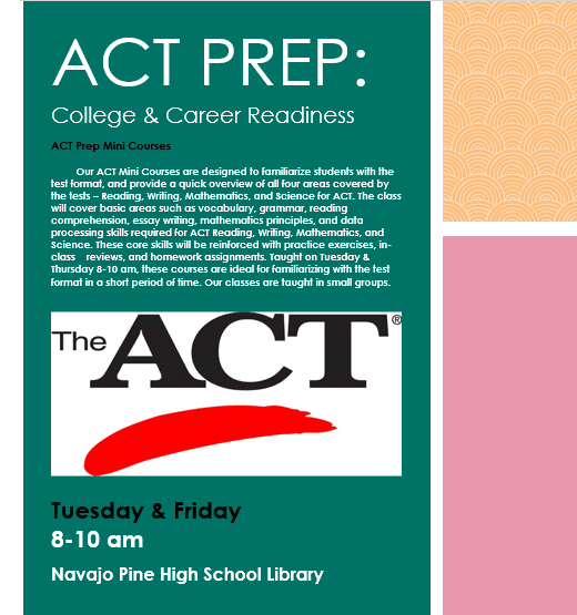 ACT PREP Featured Photo