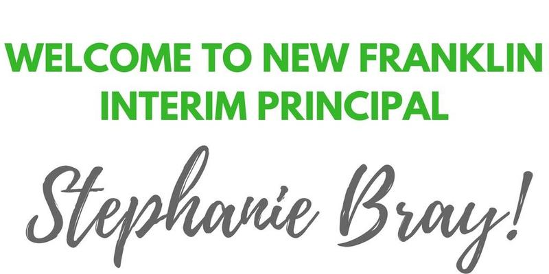 Stephanie Bray Recommended as Franklin Elementary School Interim Principal Thumbnail Image