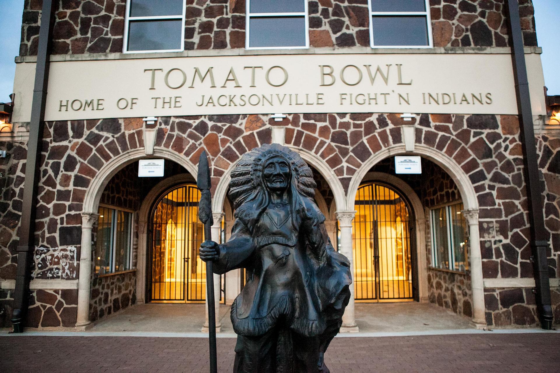 entry to tomato bowl