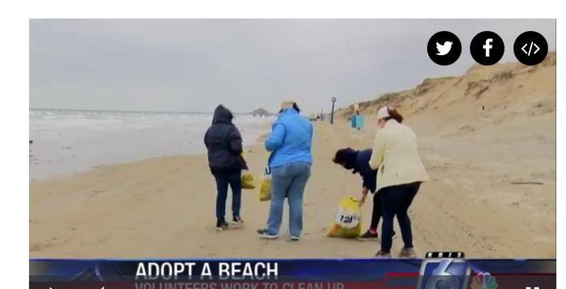 Beach Clean Up Featured Photo