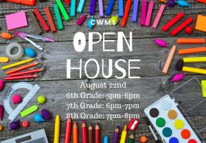 CWMS Open House