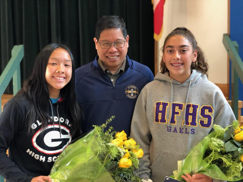 Congratulations to the Class of 2019 Valedictorian and Salutatorian! Featured Photo