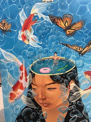 Kaydee Hong - Visual Arts