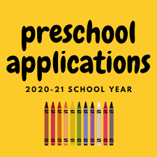 Preschool applications