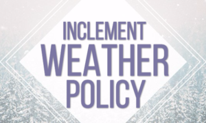Snoe Day Policy