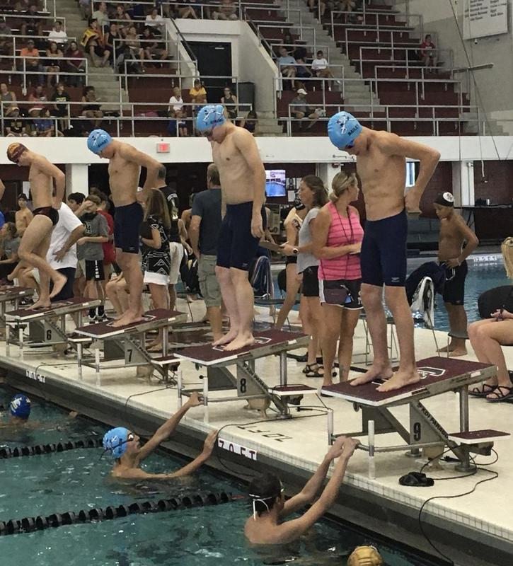 Swimming  Cavaliers Wrap Up Season with Successful State Meet Featured Photo
