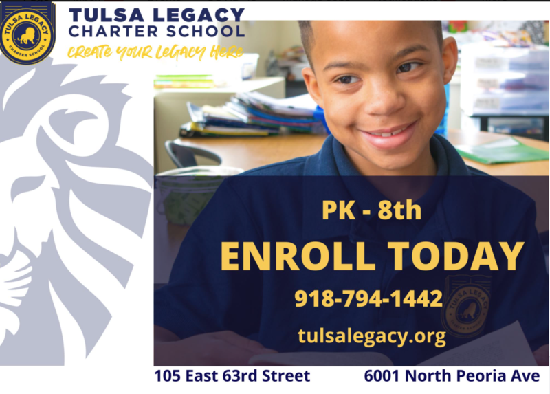 Enroll Today for the 2020-2021 school year! Featured Photo