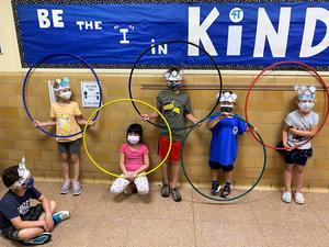 This year's English Language Learners (ELL) Summer Experience had an Olympic theme, as Westfield students in grades 1-5 participated in enriching activities to help them continue their English language acquisition.