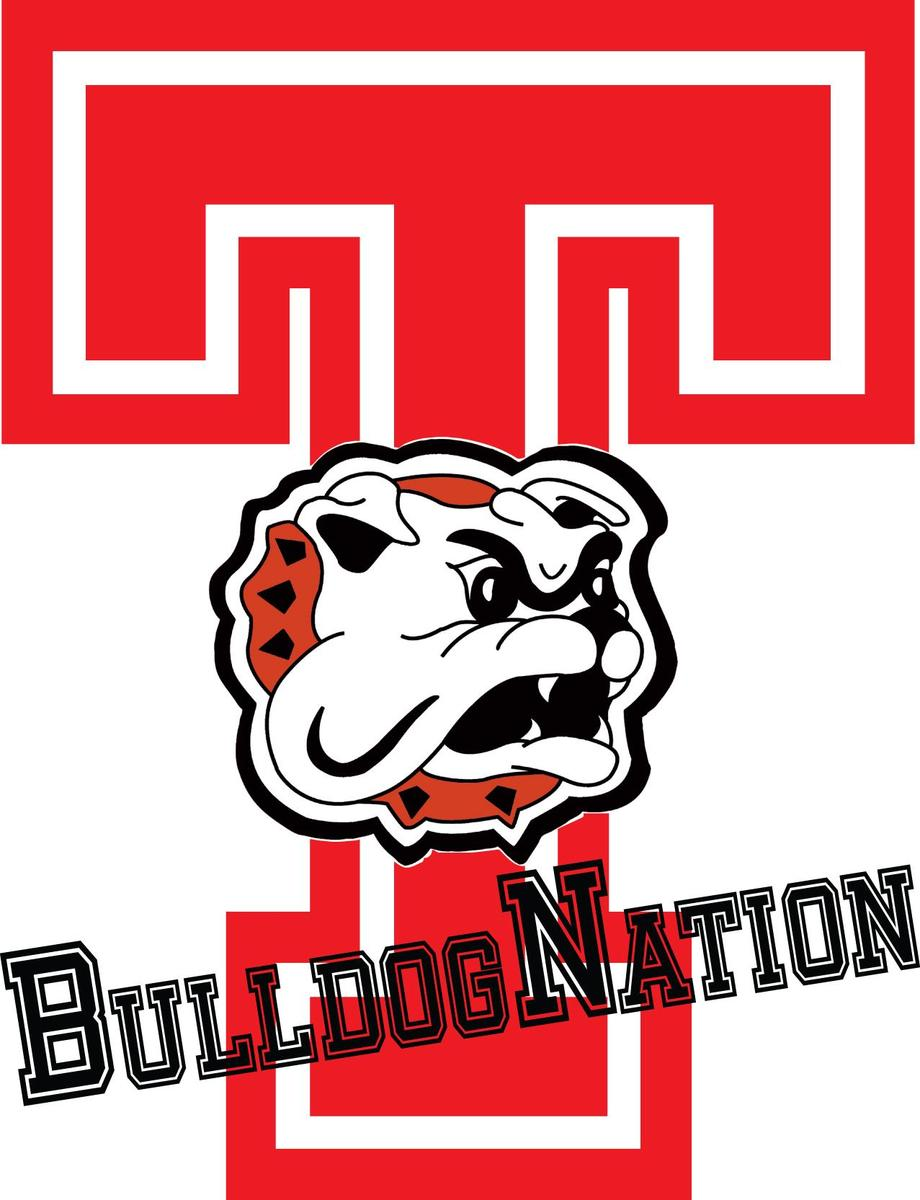 Picture of Thomasville City Schools Bulldog Nation Logo