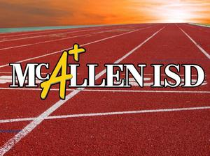 mcallen isd track and field