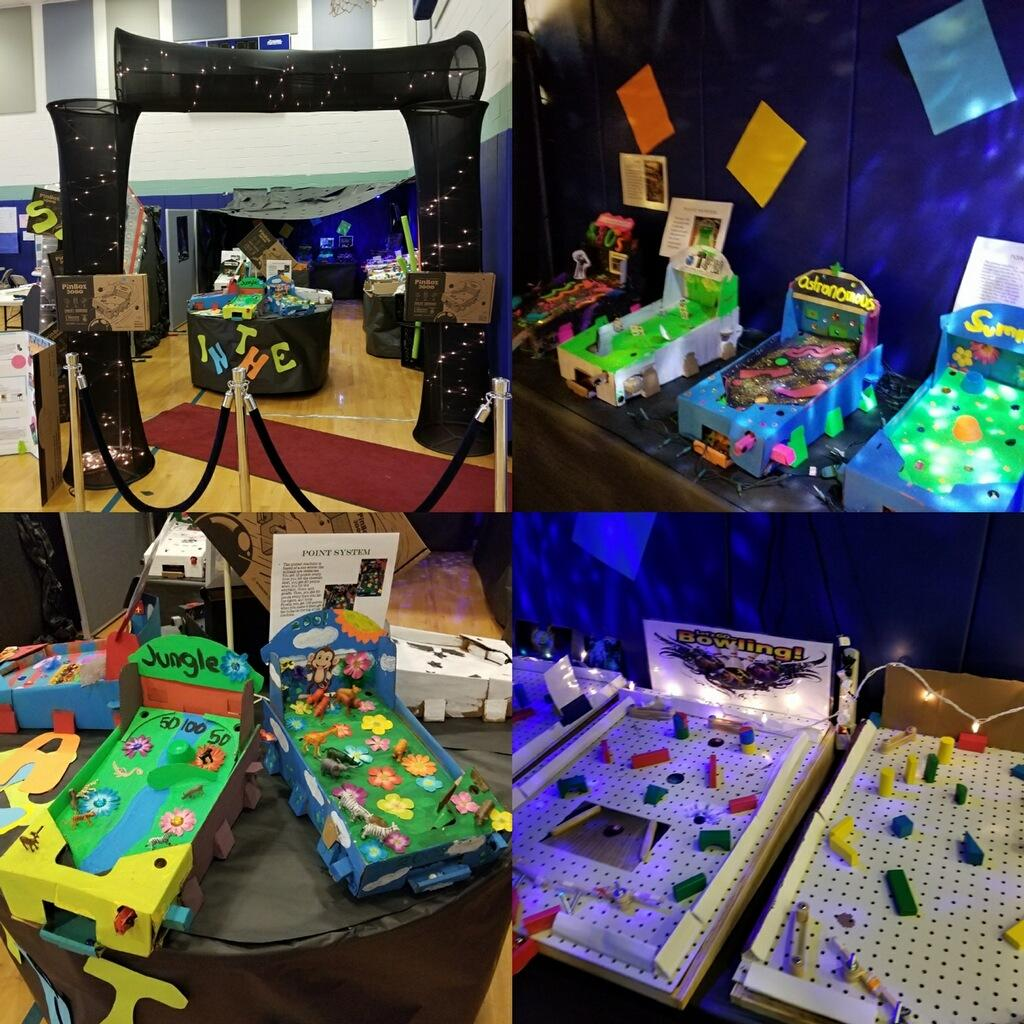 maker fair exhibits multiple