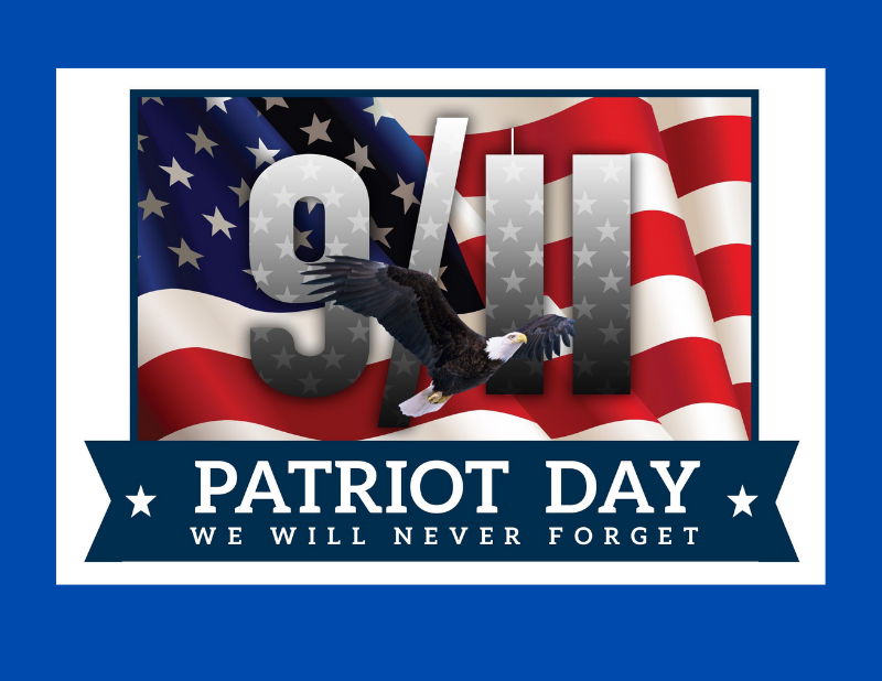 Patriot Day is a Day of Remembrance Thumbnail Image