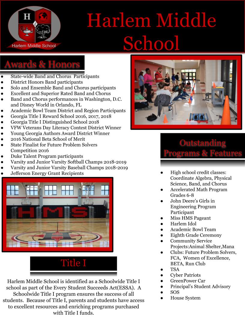 School Profile pg. 2